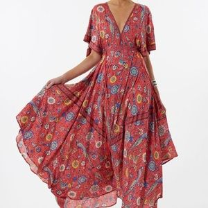 Spell and the gypsy lovebird gown. Large